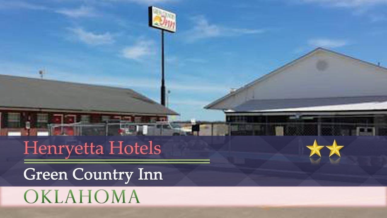 Green Country Inn Henryetta Hotels Oklahoma