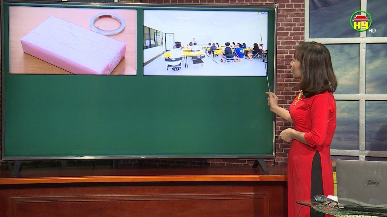 Dạy học trên truyền hình Hưng Yên: Toán lớp 5, bài 3