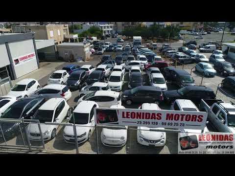 Leonidas Motors Used Cars in Cyprus