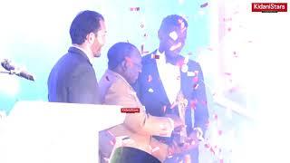 Waziri Mwakyembe Amkabizi John Bocco Zawadi Ya VPL