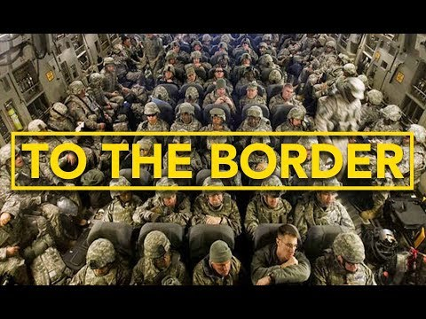 Hell Freezes Over: US Military To Protect US Border!