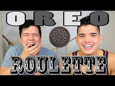 OREO ROULETTE CHALLENGE! | LazyRon Studios