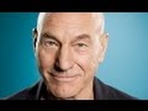 Star Trek BBC Interview Sir Patrick Stewart