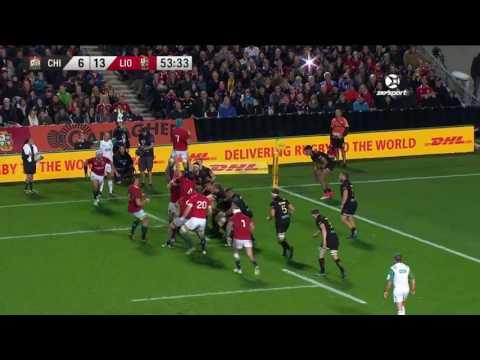 HIGHLIGHTS: Chiefs v British & Irish Lions