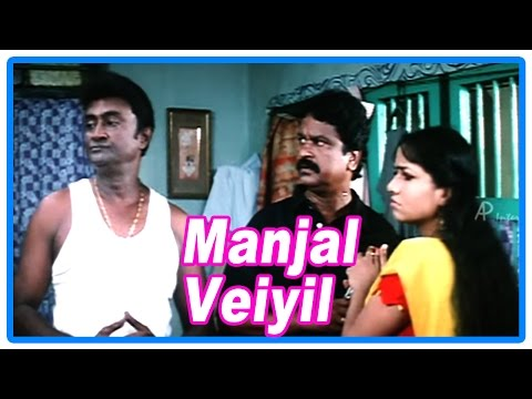 Manjal Veiyil Tamil Movie | Scenes | M S Bhaskar Takes Prasanna And Sandhya Home | RK
