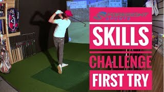 Foresight Skills Challenge   First Try