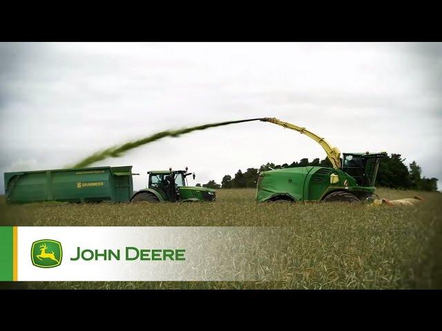 Le Prime Impressioni Contano - Trincia John Deere Serie 8000 (Anteprima Episodio 8)