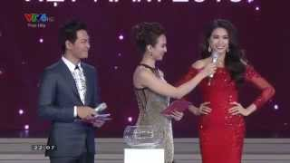 Hoa hậu hoàn vũ 2015: Phần thi ứng xử