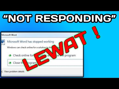 cara-mengatasi-aplikasi-not-responding-pada-laptop