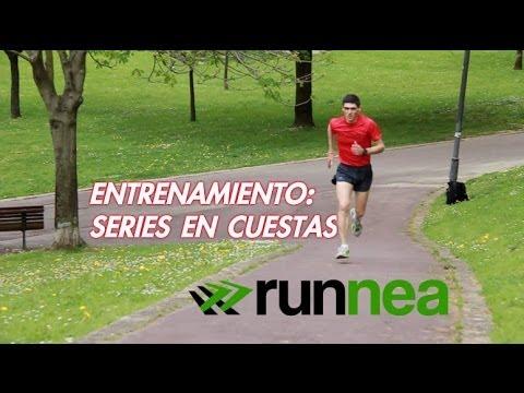 entrenamiento cuestas media maraton