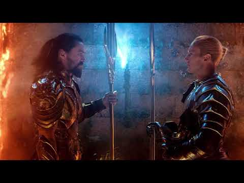 Aquaman. Great film but with a lot of Hollywood Heresies.