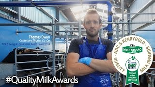 Edmund & Thomas Dwan's Dairy Farm | Ndc & Kerrygold Quality Milk Awards Finalist 2014