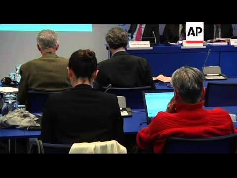 Nuclear agency briefing on Japan crisis