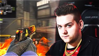 CS:GO - NiKo vs S1mple - WHO IS BETTER? BEST OF #8 JUAN DEAGLE GOD,ONE TAPS ACE,VAC SHOTS,Highlights