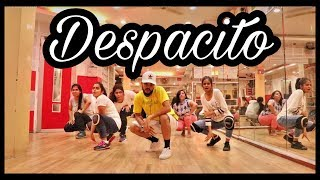 Despacito Addy dance choreography