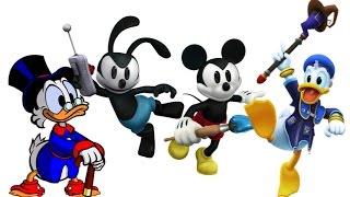 Top 10 Disney Video Games