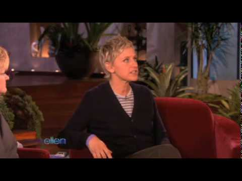 Judy Shepard Talks with Ellen about Matthew's Murder