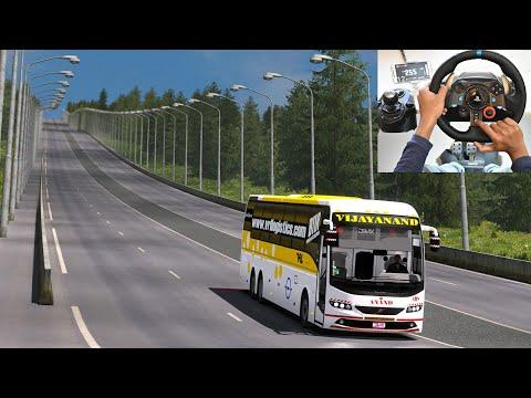 VRL Volvo Bus