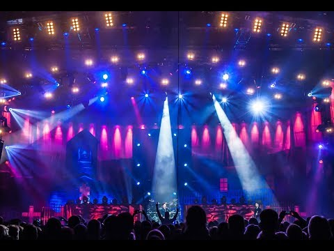 Volbeat live 2013: Inside views at FoH and Monitoring sound plus Lighting at Olympiahalle München