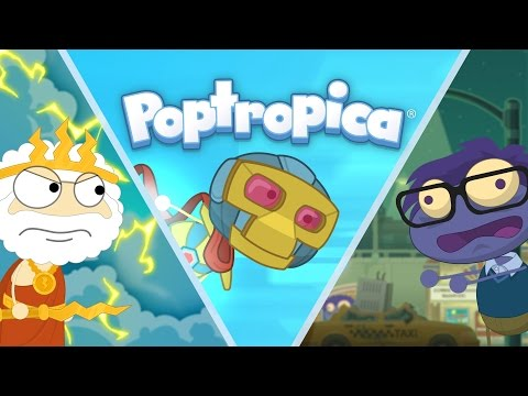 Poptropica  Apps On Google Play