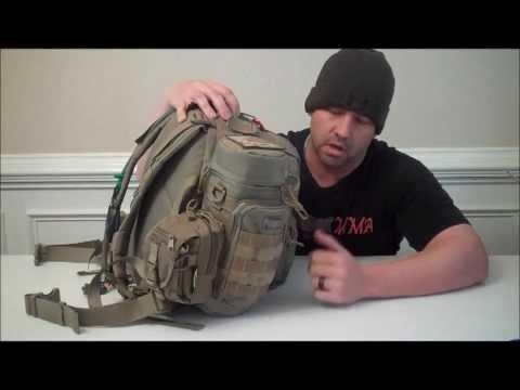Mark Sanders Blackout 33 Maxpedition Bottle Holder 12x5 Review