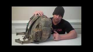 Mark Sanders Blackout 33 Maxpedition Bottle Holder 12x5 Review