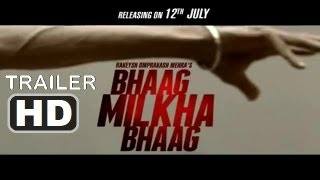 Bhaag Milkha Bhaag Trailer | Releasing in 2013 | Farhan Akhtar, Sonam Kapoor