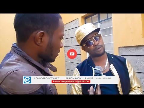 Nairobi: un jeune musicien congolais frappe très fort et met le Kenya en feu