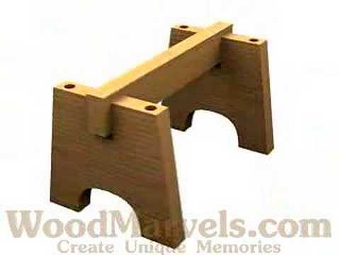 Build your own wooden Step Stool! - YouTube