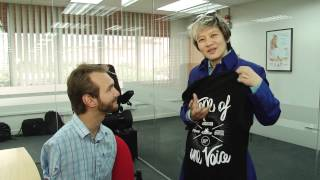 Elim Chew's Interview with Nick Vujicic - our changemaker! Thumbnail