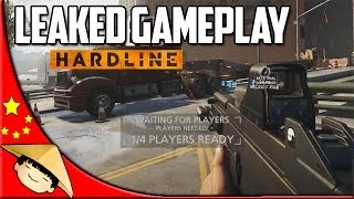 Battlefield Hardline LEAKED GAMEPLAY | BF4 Gameplay | Th3 Chinese Guy
