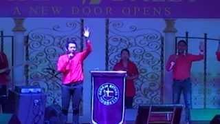 GBI MY HOME, Worship 2 maret 2014 Kau bapa yang baik dan setia