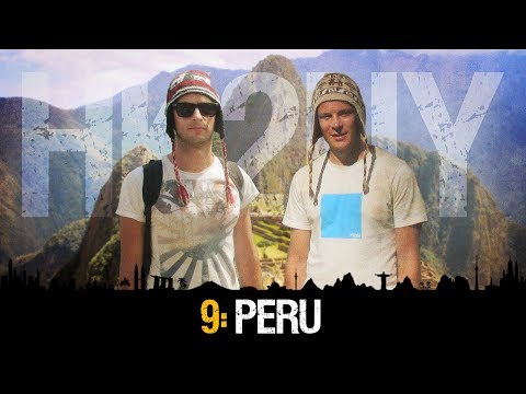 HK2NY Ep 9: Backpacking in Peru