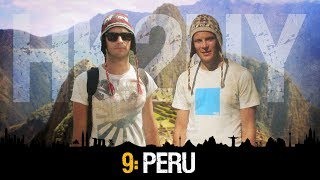 HK2NY Ep 9: Backpacking in Peru