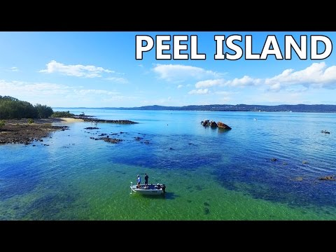 The Amazing Peel Island - QLD, Australia
