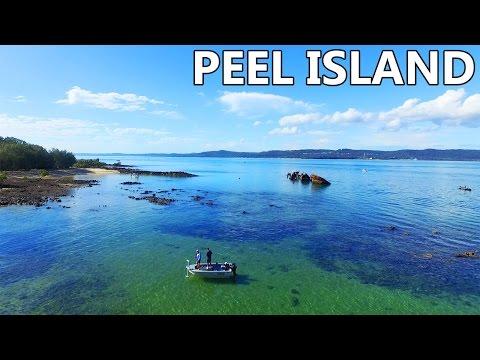 The Amazing Peel Island - QLD, Australia