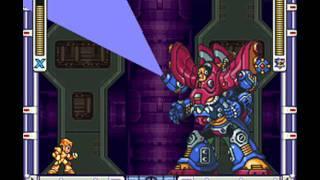 Megaman X3 [PSX] music sigma 2nd