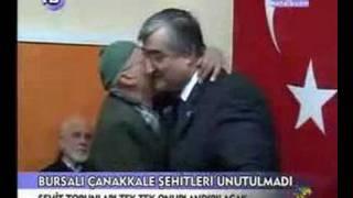 Bursa'lı Çanakkale Şehitleri