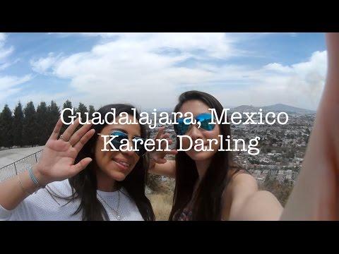 GUADALAJARA | Travel Vlog | Karen Darling