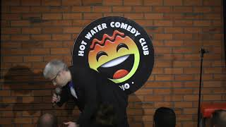 Ben Turner LIVE at Hot Water Comedy Club