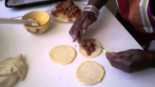 How To Make Meat Pie (easy Cooking)