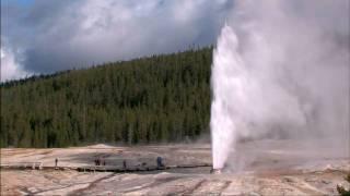 Yellowstone National Park Geyser highlights