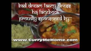 Bad Dream Fancy Dress - Curry Crazy