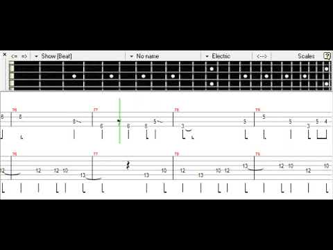 Connect - ClariS Bass TAB