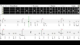 Connect - ClariS Bass TAB thumbnail