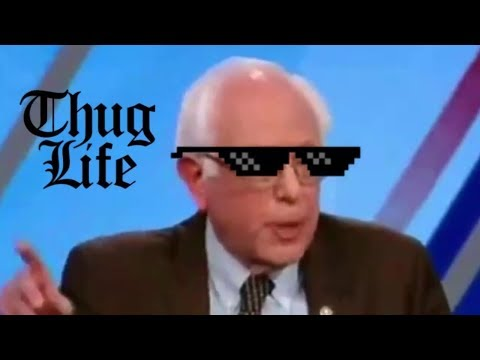Bernie Absolutely Crushing In Poll Of Young Voters