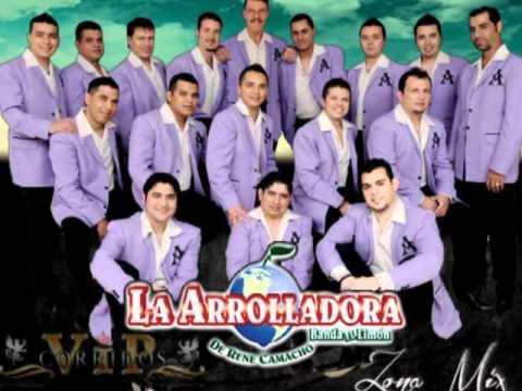 La Arrolladora Banda El Limon- El Tarasco