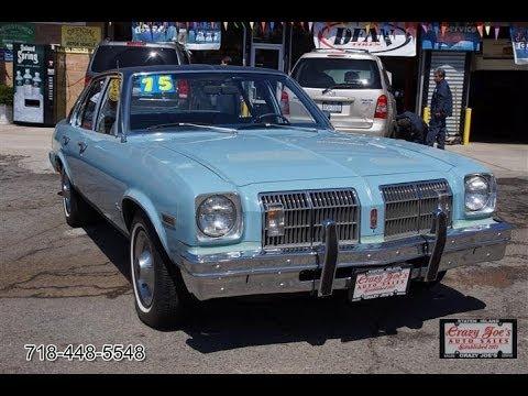 1975 Oldsmobile Omega V8 Sedan Classic Car For Sale