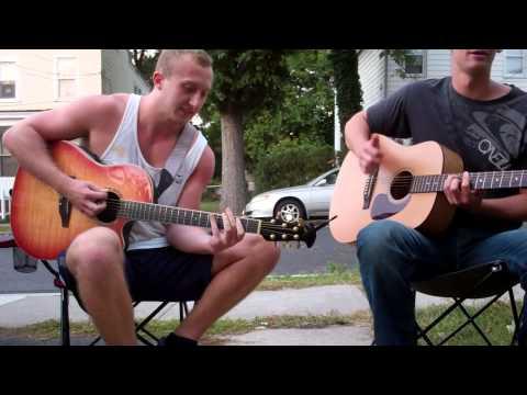 Tighten up-black keys (acoustic cover)