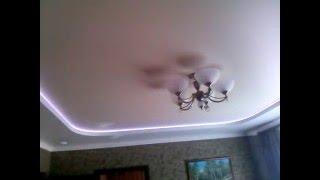 Красивый натяжной потолок в комнату(http://natyajnie-potolki.ck.ua/ - Заказывайте установку натяжных потолков в Черкассах., 2016-05-11T14:22:04.000Z)